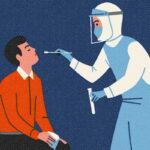 Co dělat když potkám člověka s koronavirem – domácí karanténa a testy