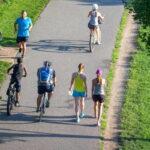 Jak zhubnout chůzí? Kolik kroků ujít za den?