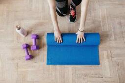 Jak začít cvičit doma i během epidemie když jsou zavřená fitka (osobní zkušenost)